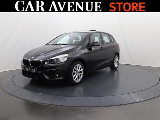 Occasion BMW Série 2 ActiveTourer 218dA 150 Lounge 2015 Schwarz 12990 € à Lesménils