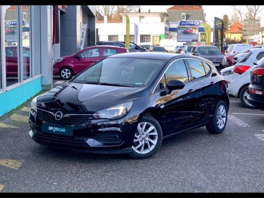 Occasion OPEL Astra Turbo 130 Elegance carplay 12 000kms Garantie 1 an 2020 Noir Profond 18589 € à Mulhouse