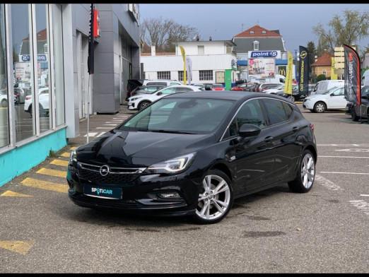 Occasion OPEL Astra 136 Elite bva6 feu matrix led gps camera garantie 1 an 2018 Noir Profond 18990 € à Mulhouse