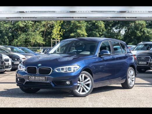 Occasion BMW Série 1 118d 150 gps radar ar full led garantie 1 an 55 548kms 2015 Midnightblau 17489 € à Mulhouse