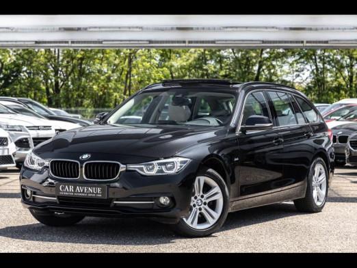 Occasion BMW Série 3 Touring 320dA xDrive 190 Business garantie 1an 2015 Schwarz 22990 € à Colmar