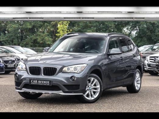 Occasion BMW X1 190 Bva Xdrive Lounge Gps Xenon Caméra 36420 km 2015 Mineralgrau 20490 € à Colmar