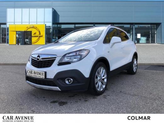 Occasion OPEL Mokka 1.6 CDTI 136 Cosmo Pack Auto 4x2 2016 Blanc Glacier 12990 € à Colmar