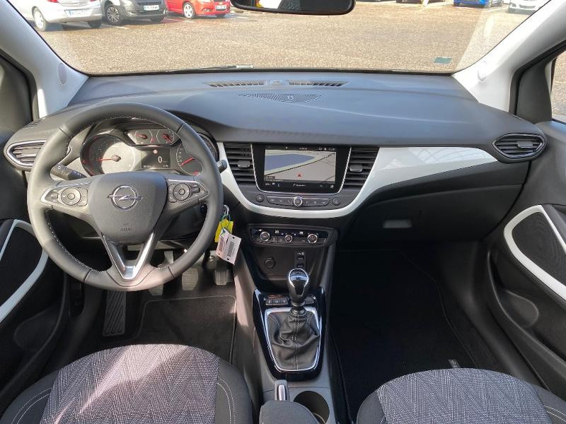 Occasion OPEL Crossland X 1.5 D 102 Opel 2020 Gps Carplay Caméra 2020 Peinture métallisée Gris Quartz 23490 € à Sélestat