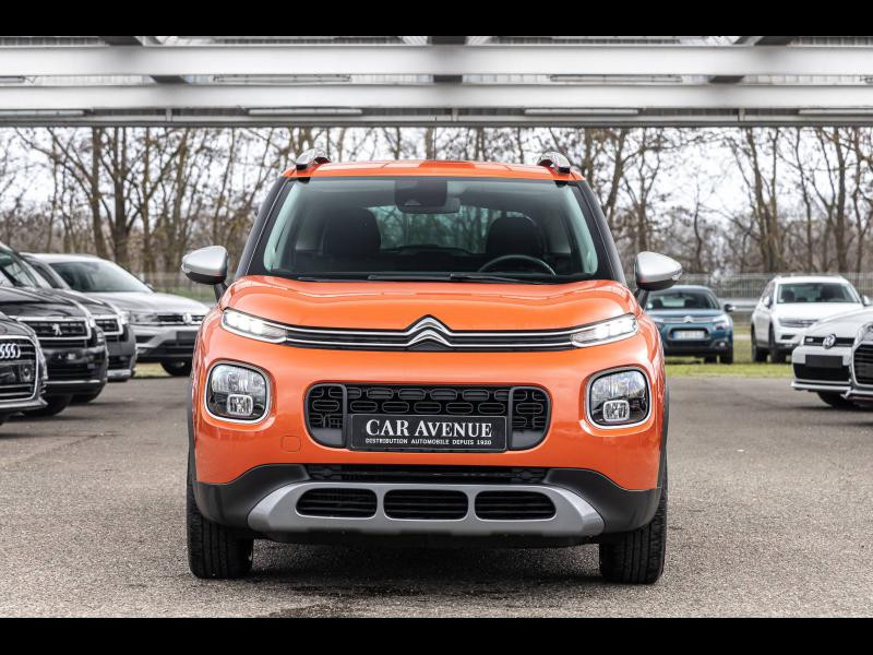 Occasion CITROEN C3 Aircross BlueHDi 100 Feel Clim Régul Garantie 1 an 2019 Orange 14490 € à Sélestat