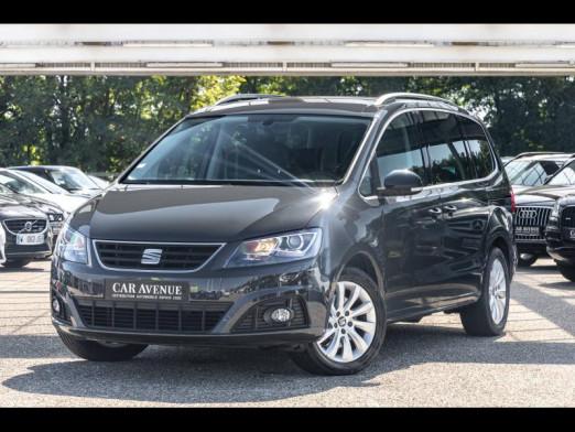 Occasion SEAT Alhambra 2.0 TDI 150 Caméra Gps Sièges chauffants Garantie 1 an 2015 Gris 21990 € à Sélestat