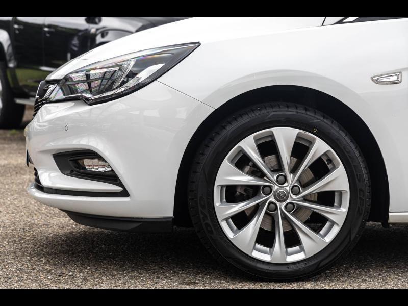 Occasion OPEL Astra 1.4 Turbo 150 Elite BVM6 Carplay Gps Caméra Semi-cuir Clim Garantie 1 an 2019 Blanc Glacier 15490 € à Rosheim