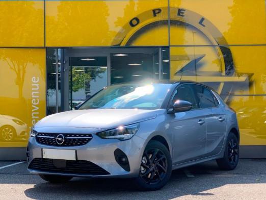 Used OPEL Corsa 1.5 D 100 Elegance Full Led Caméra Carplay 2020 Gris Quartz € 19,990 in Rosheim
