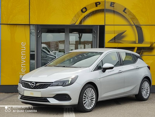 Used OPEL Astra 1.2 Turbo 130 Elegance Business Caméra Carplay 2021 Gris Mineral € 19,990 in Rosheim