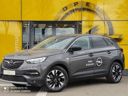 Used OPEL Grandland X 1.5 D 130 Opel 2020 Gps Caméra Carplay 1000 km ! 2020 Gris Pierre de Lune € 25,990 in Rosheim