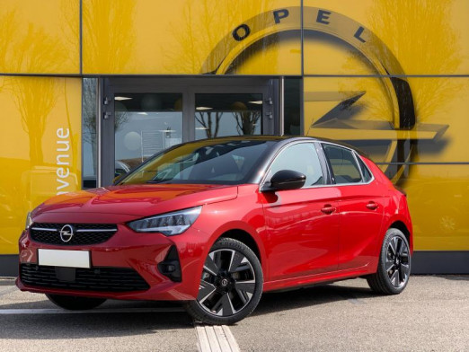 Used OPEL Corsa Corsa-e 136 GS Line Full Led Caméra Carplay 2021 Rouge Piment € 29,990 in Rosheim