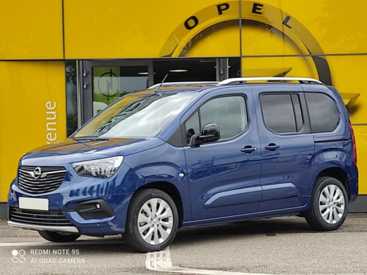 Used OPEL Combo Life L1H1 1.5 D 100ch Elegance BVM6 2021 Blanc € 24,490 in Rosheim