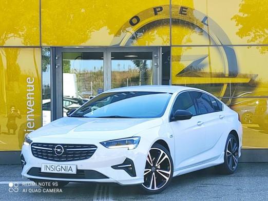 Used OPEL Insignia Grand Sport 2.0 D 174ch GS Line Pack BVA8 2021 Blanc € 37,990 in Rosheim