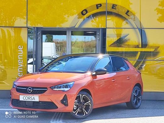 Used OPEL Corsa 1.5 D 100ch GS Line 2021 Orange € 18,490 in Rosheim