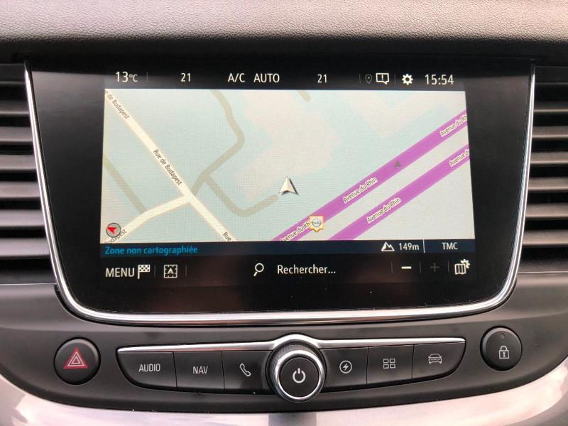 Occasion OPEL Grandland X Hybrid 225 Elite GPS Camera Gtie 1an 2020 BLANC 36990 € à Strasbourg