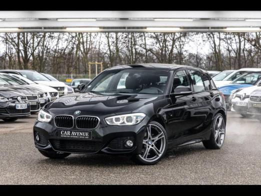 Occasion BMW Série 1 118i 136 M Cuir GPS Camera 5 p 77000 km Gtie 12 mois 2015 Saphirschwarz 18480 € à Strasbourg