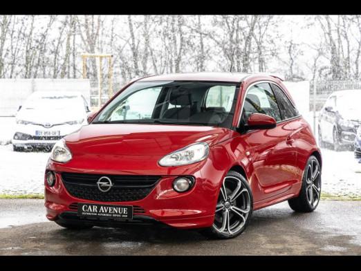 Used OPEL Adam 1.4 Turbo 150 S Carplay Clim Auto Garantie 1 an 2016 Rouge  Red 'n' Roll  € 12,990 in Strasbourg