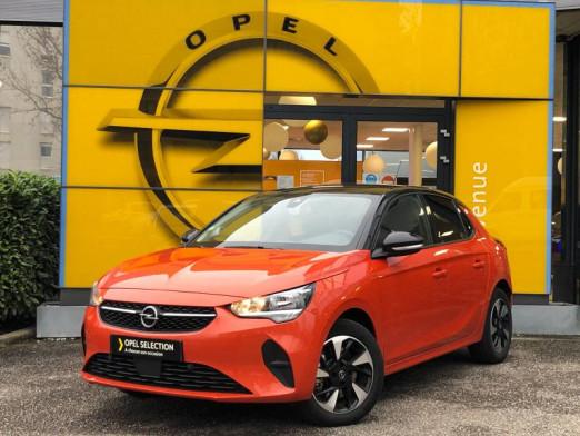 Occasion OPEL Corsa Corsa-e 136 Edition Gps Camera 7900 km Garantie 1 an 2020 Orange Fizz 22990 € à Strasbourg