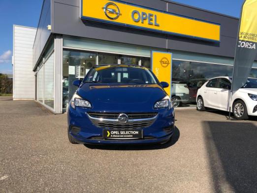 Occasion OPEL Corsa 90 Enjoy - 22 100km Garantie 1 an 2019 Bleu 10490 € à Oberhausbergen