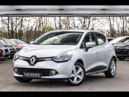 Occasion RENAULT Clio TCe 90 Intens - clim auto - GPS - garantie 1 an 2015 Gris Platine 9990 € à Oberhausbergen