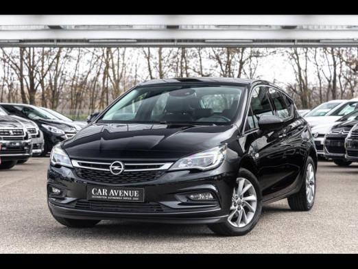 Occasion OPEL Astra Turbo 150 BVA Innovation Carplay Garantie 1 an 2019 Noir Profond 16490 € à Oberhausbergen