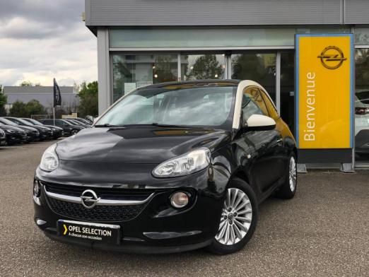 Used OPEL Adam 70 Glam Carplay Toit vitré Garantie 1 an 2019 Noir  Black Jack  € 10,990 in Oberhausbergen