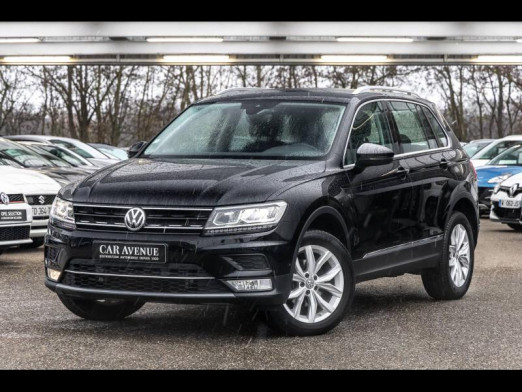 Used VOLKSWAGEN Tiguan TDI 150 Confort DSG7 4Motion GPS Attelage Garantie 1 an 2016 Noir Intense € 25,490 in Oberhausbergen