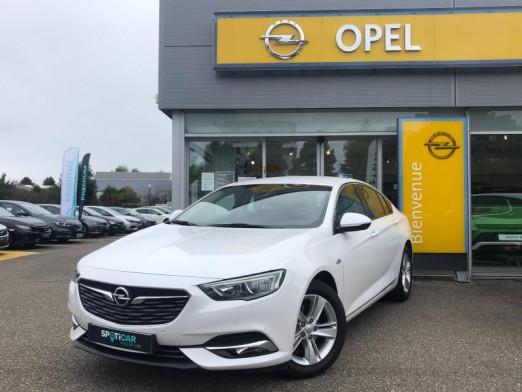 Occasion OPEL Insignia Grand Sport 1.5 Turbo 165 Elegance BVA GPS 6300 kms garantie 1 an 2019 Blanc Nacré 26990 € à Oberhausbergen