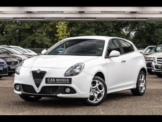 Occasion ALFA ROMEO Giulietta 2.0 JTDm 150 Super GPS garantie 1 an 2016 Blanc Alfa 13490 € à Oberhausbergen