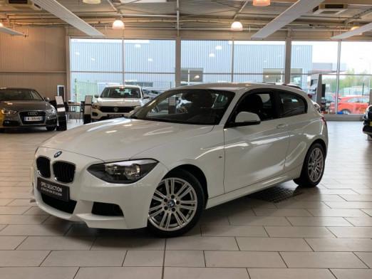 Occasion BMW Série 1 116i 136 Sport Pack M Radar  Garantie 1 an 2014 Alpinweiss 12490 € à Haguenau