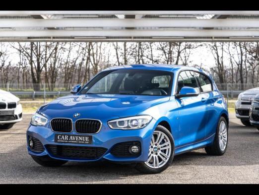 Occasion BMW Série 1 116i 109 M Sport Harman Kardon Pack Hiver 2015 Bleu 16990 € à Haguenau
