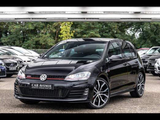Occasion VOLKSWAGEN Golf 2.0 TSI 230 GTI Performance DSG6 5p 2016 Noir Intense 23990 € à Haguenau