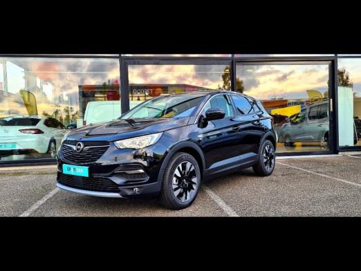 Occasion OPEL Grandland X 1.5 D 130ch Opel 2020 BVA8 7cv 2020 Noir Diamant 25990 € à Monswiller