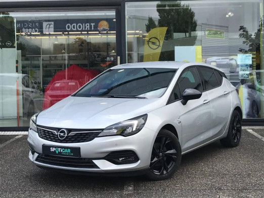 Occasion OPEL Astra 1.2 Turbo 130 Opel 2020 Gps Camera Led Garantie 1 an 2020 Gris Mineral 17980 € à Monswiller