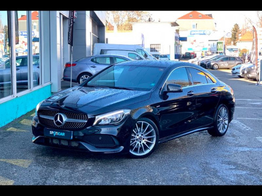 Used MERCEDES-BENZ CLA 200 d Starlight Edition 7G-DCT gps camera 2018 NON CODIFIE € 29,490 in Mulhouse