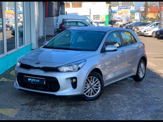Used KIA Rio 1.0 T-GDI 100 Launch Edition gps camera gtie 2024 2017 Gris € 11,990 in Mulhouse
