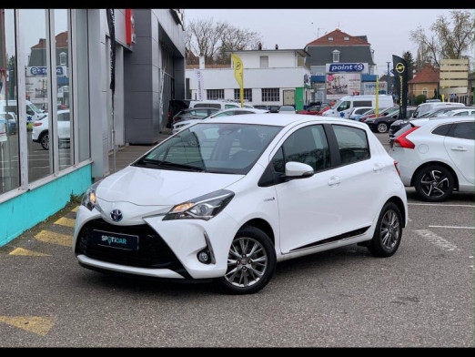 Occasion TOYOTA Yaris 100h Dynamic 5p Camera carplay 5000kms Garantie 2023 2020 Gris 15 990 € à Mulhouse