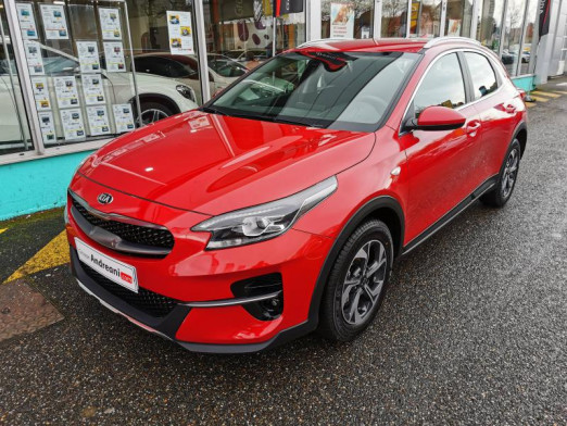 Occasion KIA XCeed 1.0 T-GDI 120ch Motion 2020 Rouge Rubis 21 590 € à Mulhouse