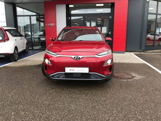 Used HYUNDAI Kona Electric 204 Creative Cam Gps CarPlay Garantie 2024 2019 Pulse Red € 25,490 in Colmar