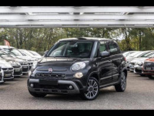 Occasion FIAT 500L 105 Cross Gps Camera Garantie 12mois 2018 Moda Gris 12990 € à Colmar