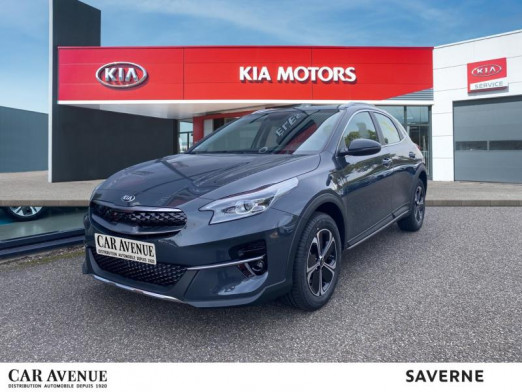 Occasion KIA XCeed 1.6 GDi 105ch + Plug-In 60.5ch Active DCT6 2021 Gris Eclipse 31990 € à Monswiller