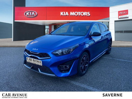 Occasion KIA Ceed 1.5 T-GDI 160ch GT Line DCT7 2021 Blanc 25990 € à Monswiller