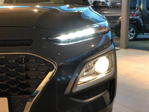 Used HYUNDAI Kona 1.6 CRDi 115ch Creative Euro6d-T EVAP 2020 Dark Knight € 23,490 in Mulhouse