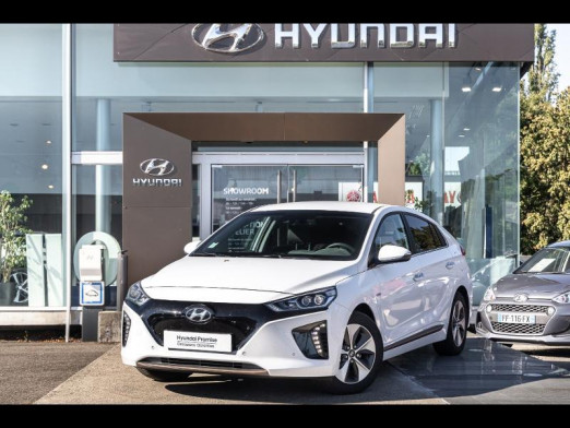 Occasion HYUNDAI Ioniq Electric Executive Cuir Camera Gtie 2024 2019 Blanc 23 890 € à Mulhouse