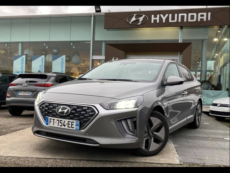Occasion HYUNDAI Ioniq Hybrid 141ch Creative 2020 Fluidic Metal 27490 € à Mulhouse