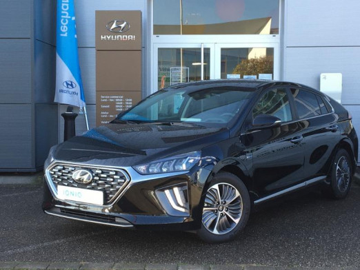 Occasion HYUNDAI Ioniq Plug-in 141ch Creative PHEV Liv. Possible 2020 Phantom Black 32 290 € à Colmar
