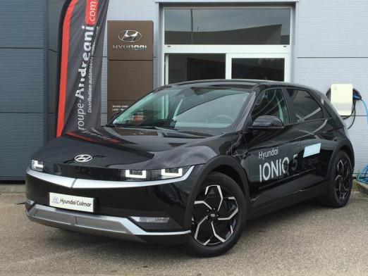 Used HYUNDAI Ioniq 5 73 kWh - 218 Intuitive 2021 Phantom Black € 42,990 in Colmar