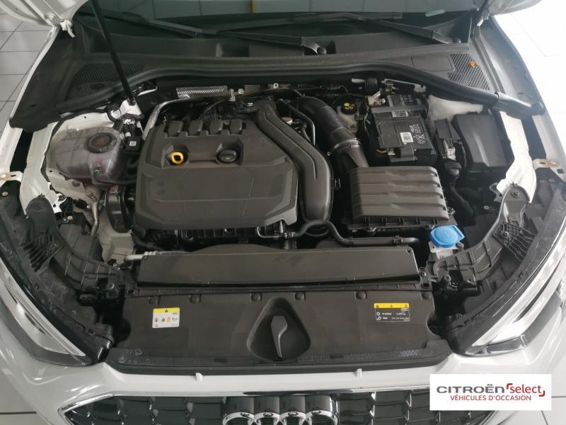Occasion AUDI A3 Sportback A3 SPORTBACK 35 TFSI 150 CH S LINE 2020 Blanc 39990 € à Mulhouse