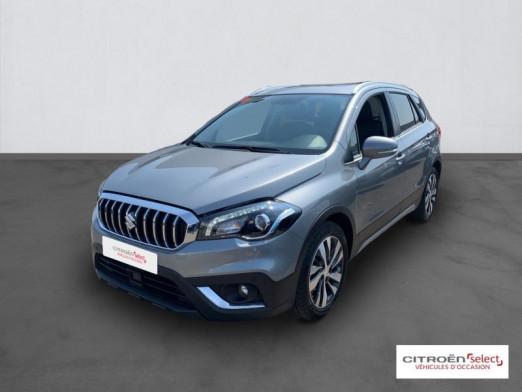Used SUZUKI SX4 S-Cross 1.4 Boosterjet Style Allgrip Auto Euro6d-T 2019 Mineral Gray € 19,000 in Mulhouse