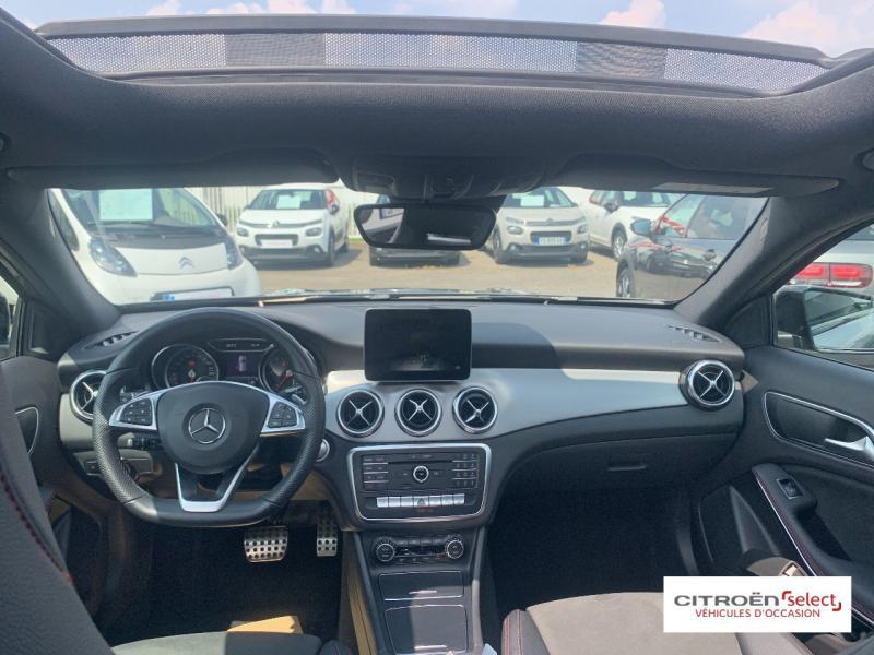 Occasion MERCEDES-BENZ Classe GLA 220 d 170ch Fascination 7G-DCT Euro6c 2018 Gris montagne 31900 € à Mulhouse